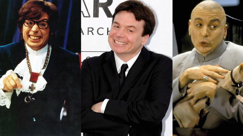 Mike Myers faz 55 anos: lembra-se das transformações mais incríveis do ator?