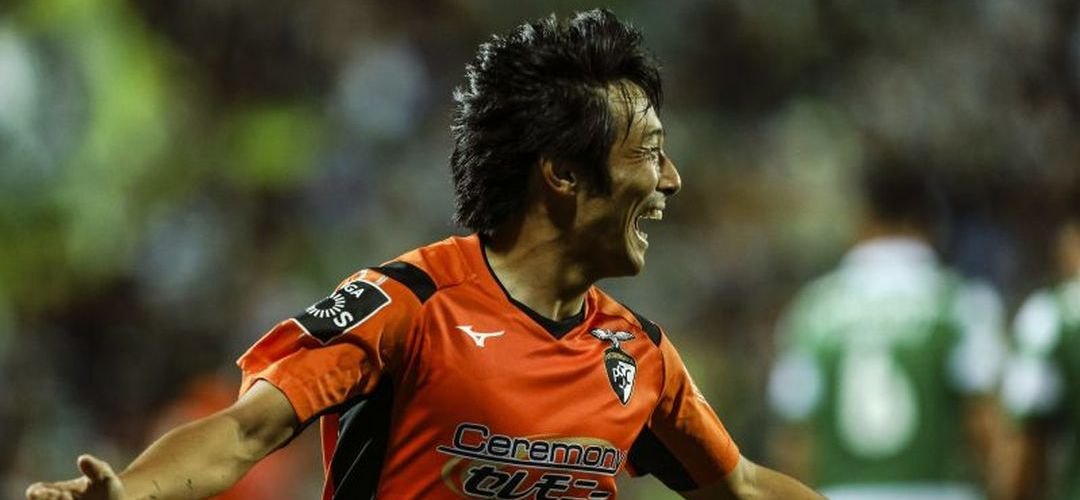 FC Porto pensa em Nakajima para o lugar de Brahimi
