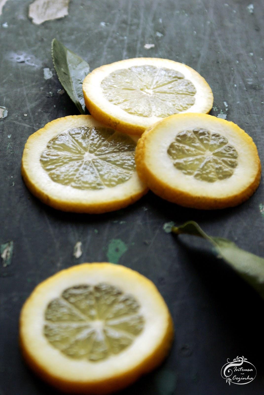 """Março é fresco como o limão e o alimento do mês no """"Intrusa na Cozinha"""""""