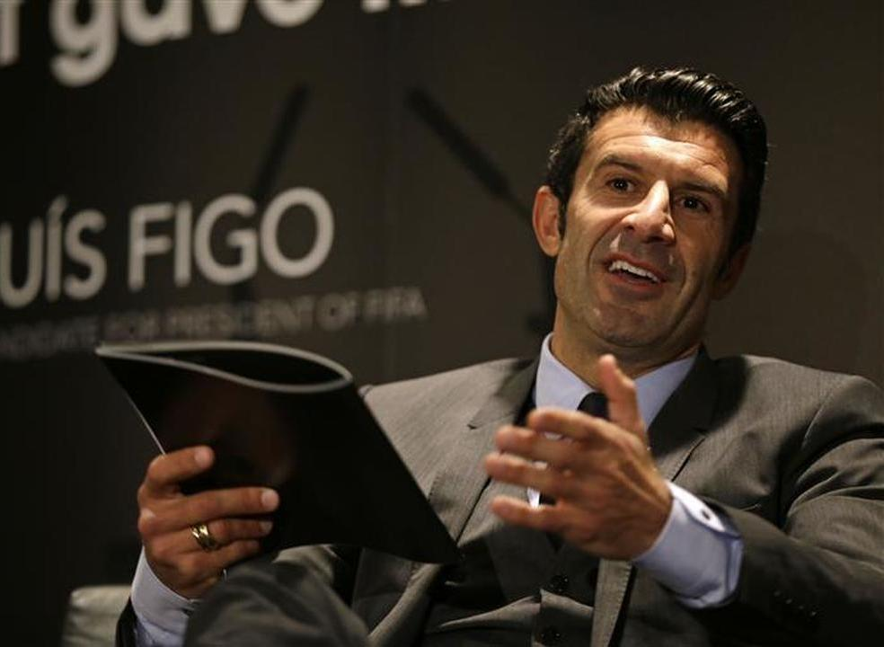 Luís Figo pode avançar com candidatura à presidência do Sporting