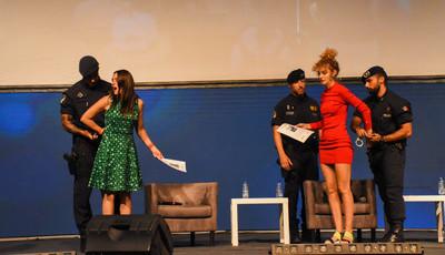 "Comic Con Portugal: PSP ""prende"" atrizes de ""La Casa de Papel"" durante painel moderado pelo SAPO"