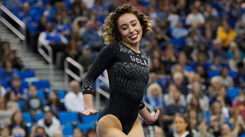Quem é Katelyn Ohashi, a ginasta que anda a encantar meio mundo com a sua energia (e técnica) contagiante?