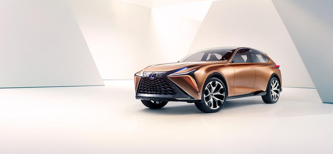 Lexus apresenta crossover de luxo no Salão de Detroit, o LF 1 limitless