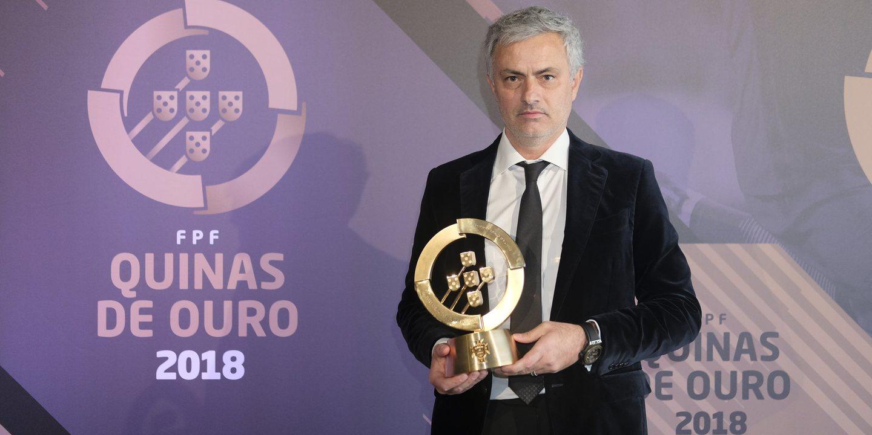 Mourinho recordou conquista da Taça UEFA pelo FC Porto