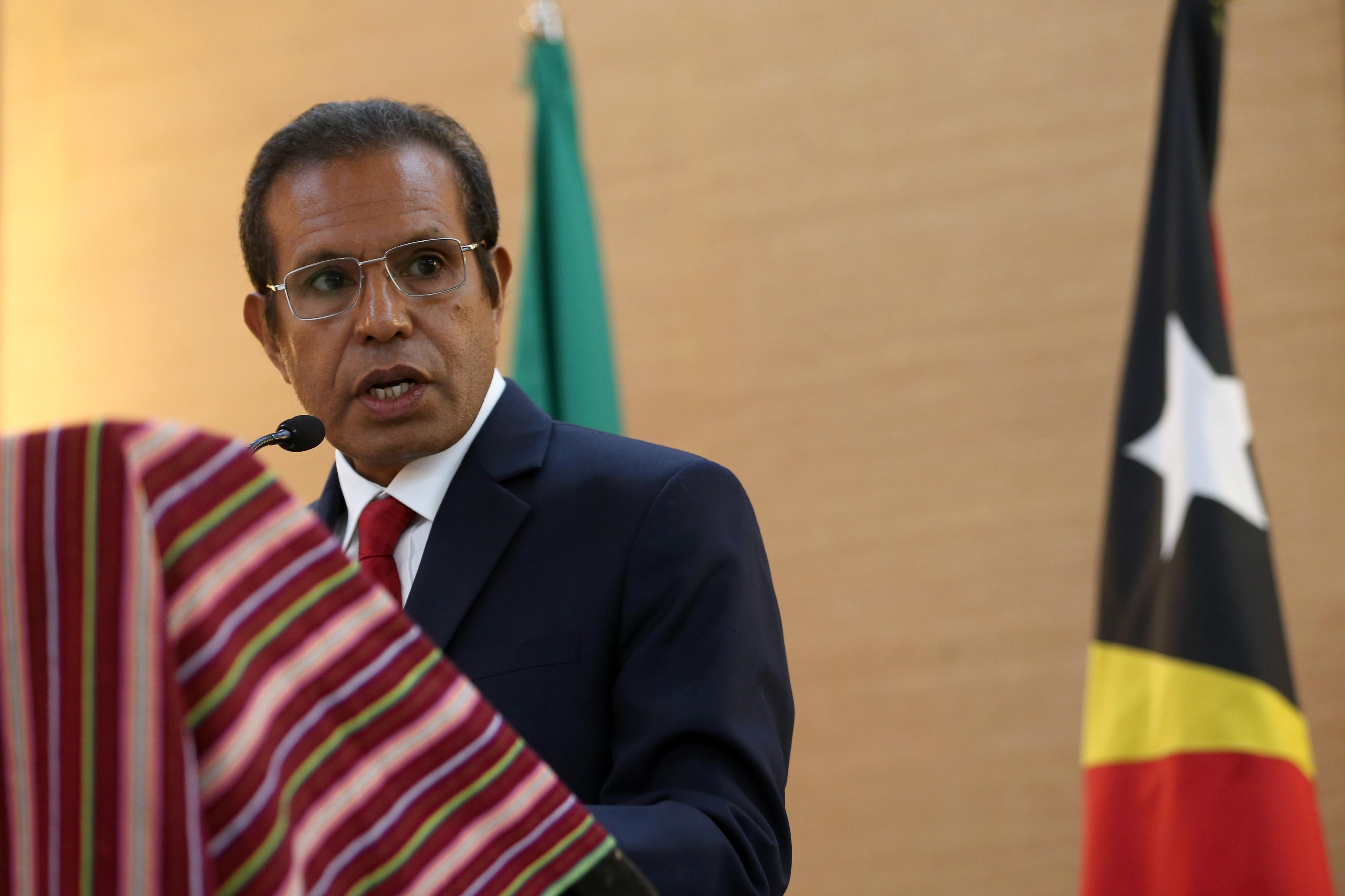 Presidente da República timorense saúda posse de Trump e reitera vontade de aprofundar laços bilaterais