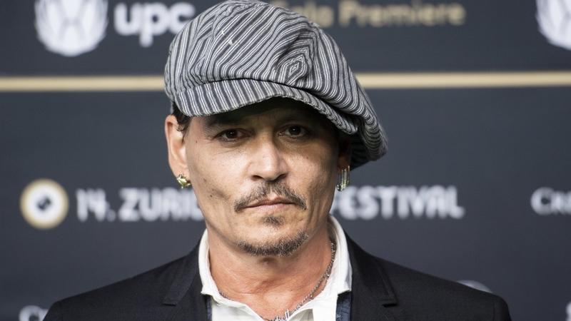 Johnny Depp muda registo: próximo filme vai ser sobre famoso fotojornalista
