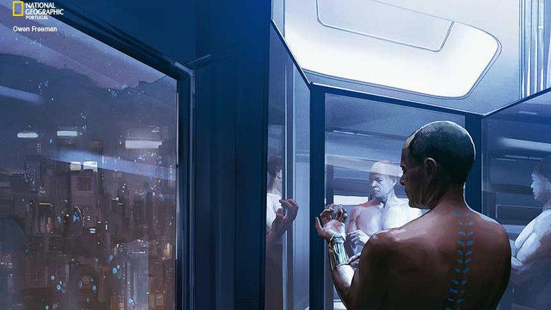 Evolução humana: o futuro pertence aos ciborgues