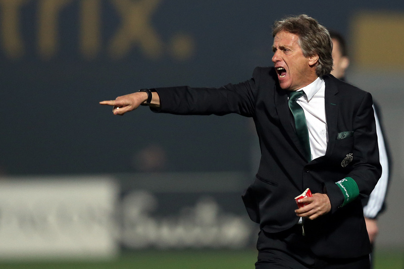"""Jesus: """"Benfica é o único que sai beneficiado nesta jornada"""""""