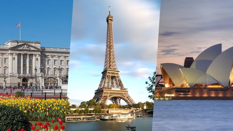 Estes são os pontos turísticos mais populares no Instagram