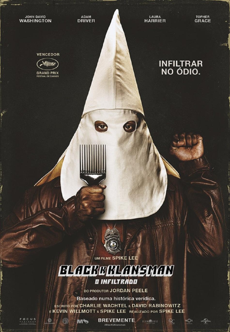 Crítica - Blackkklansman (2018)
