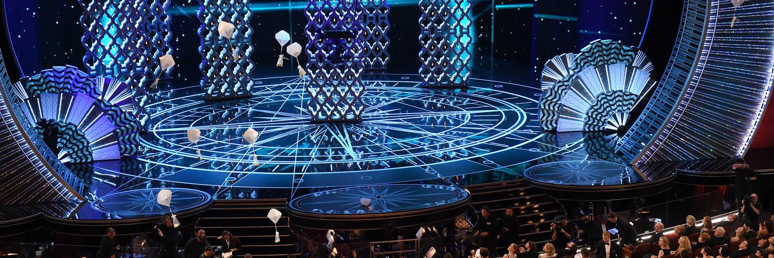 Óscares: Acompanhe a cerimónia ao minuto
