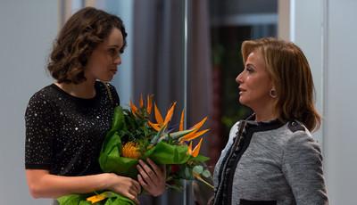 Esta semana em 'A Herdeira', Caetana reencontra a filha