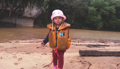 Perdidos na selva do Bornéu