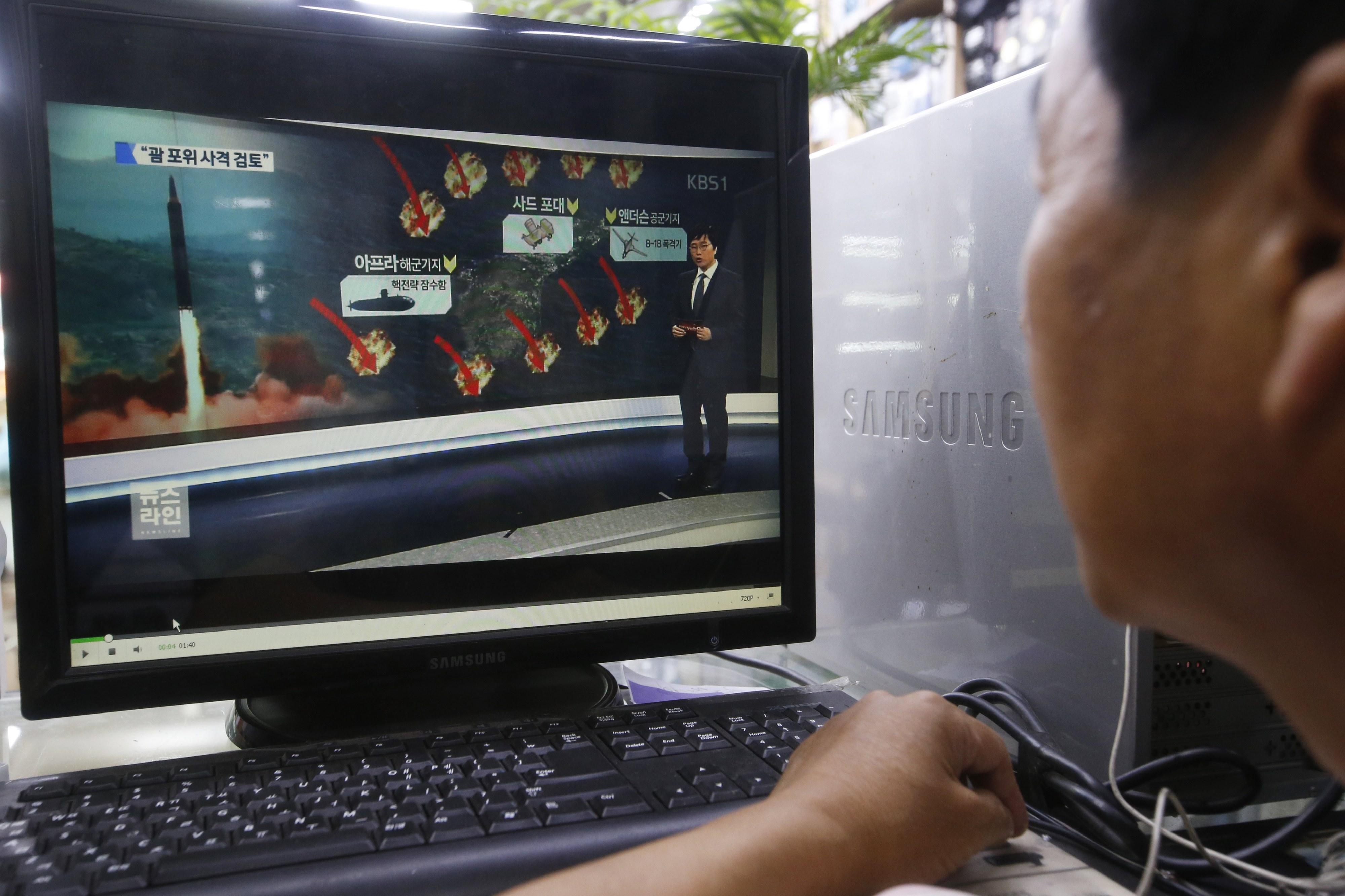 Seul e Washington iniciam manobras após escalada de tensão com Pyongyang
