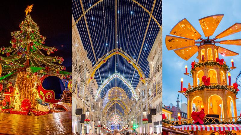 Os melhores destinos europeus para visitar no Natal. Deixe-se encantar