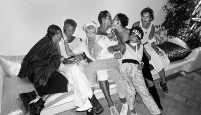 Assim era a noite louca de Ibiza em 1984