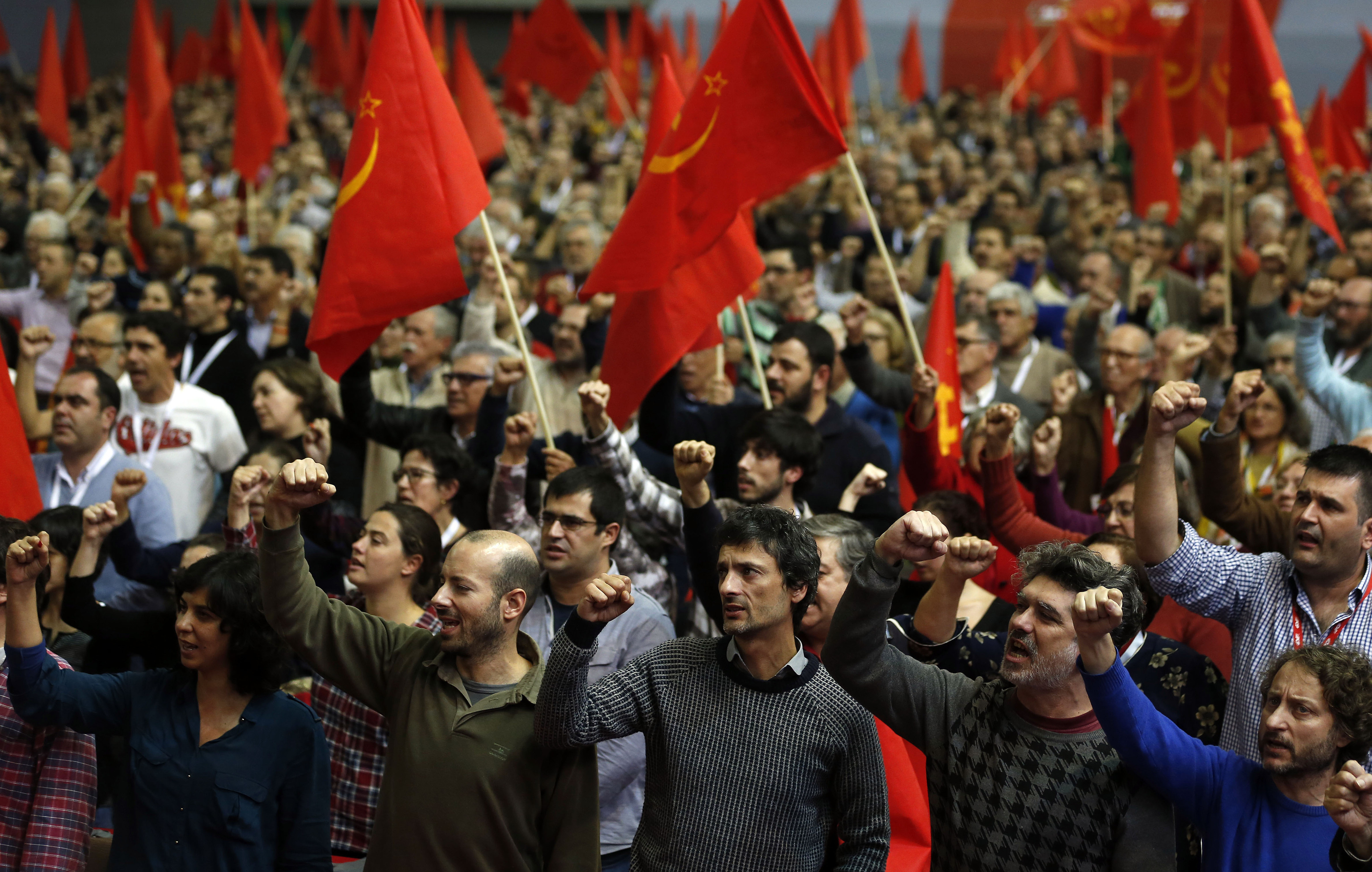 """Arranca em março campanha pela """"libertação do euro"""""""