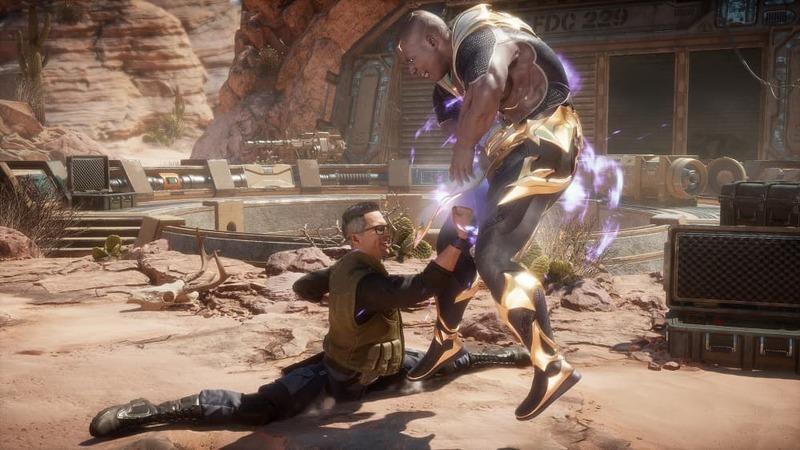 Beta de Mortal Kombat 11 com data anunciada