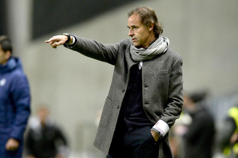 Quim Machado quer mais do um empate de Arouca