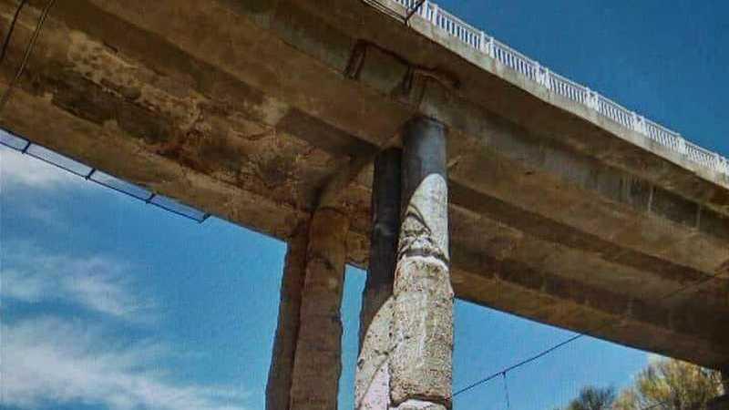 Verdade ou mentira: pilares do viaduto Duarte Pacheco em Lisboa estão em risco de colapso?