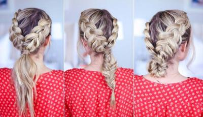 Inspire-se para os penteados mais giros e originais