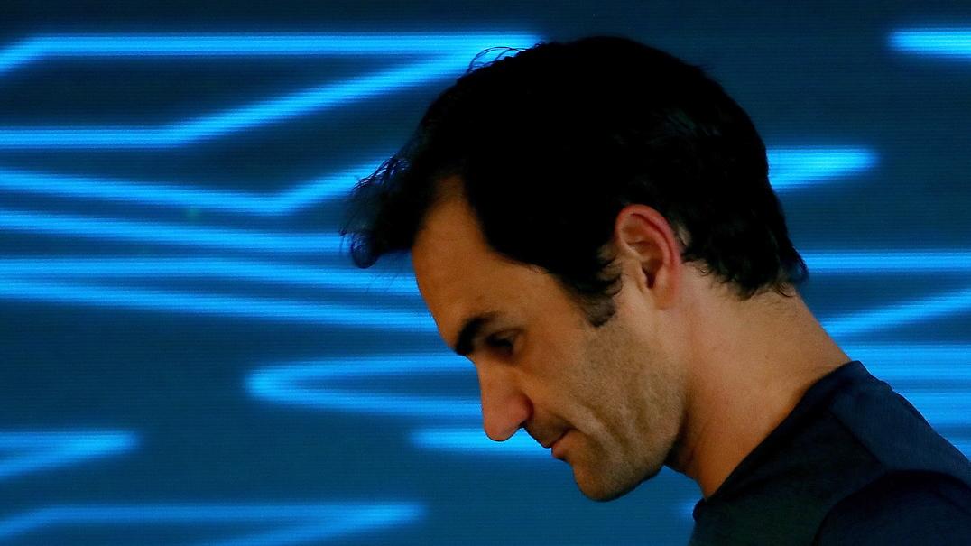 As regras são para cumprir, mesmo que o seu nome seja Roger Federer