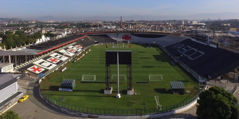 Vasco da Gama mostra a distância entre querer e poder no futebol brasileiro