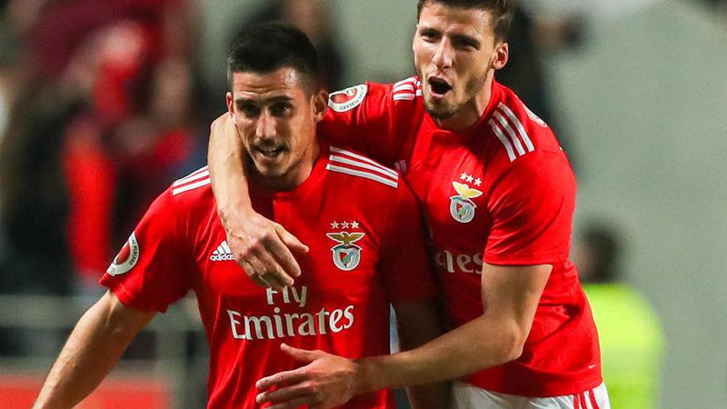 Já há 'onzes' para o Benfica-Tondela: Lage aposta em Jardel e Gabriel