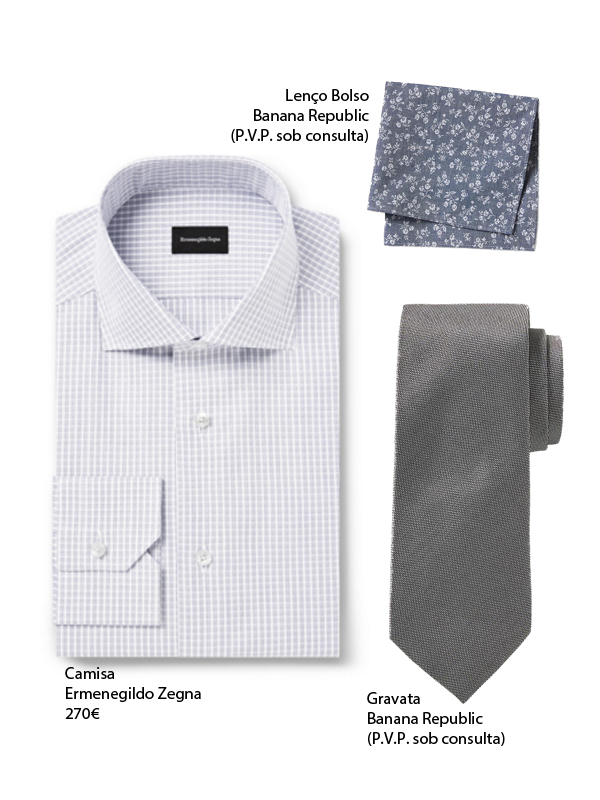 Dress Code: Fatos Para Ele SAPO Lifestyle