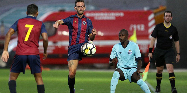 Desportivo de Chaves e Rúben Ferreira rescindem por mútuo acordo