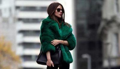 Get the Look: Peças em verde-esmeralda