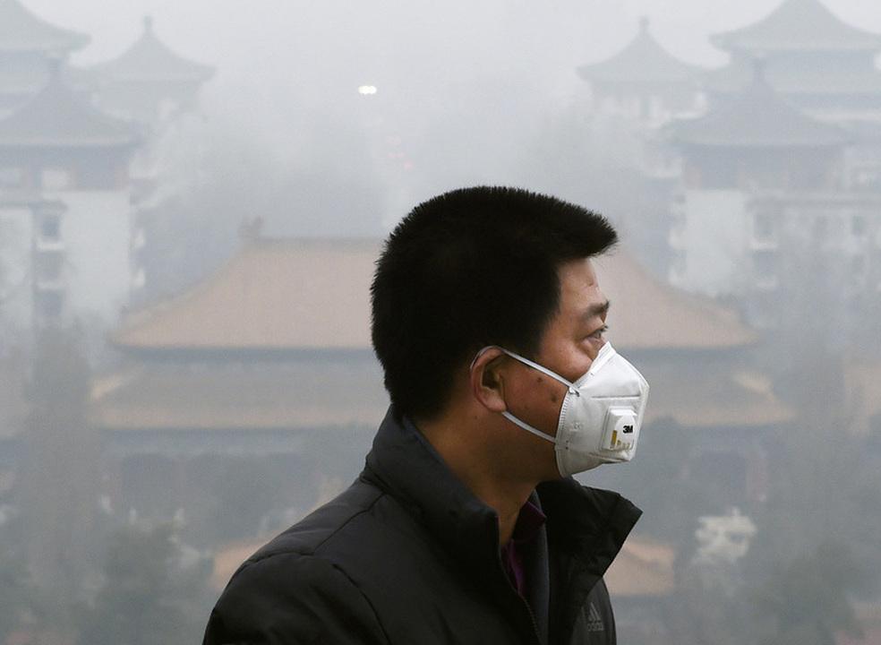 Dyson quer melhorar a qualidade do ar das cidades chinesas com um inovador par de headphones