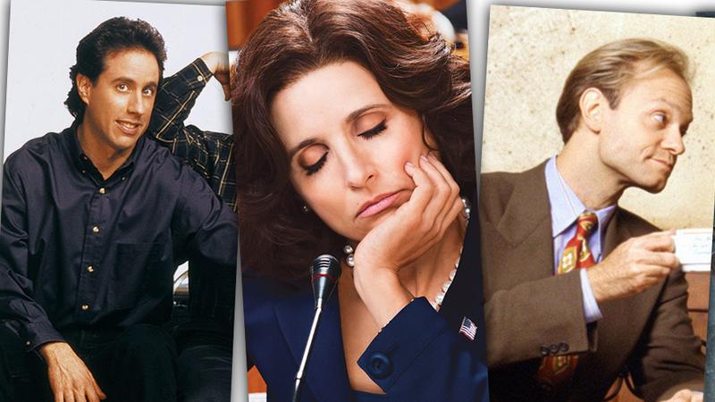 Dia Internacional do Riso: Estas séries vão arrancar-lhe muitas gargalhadas