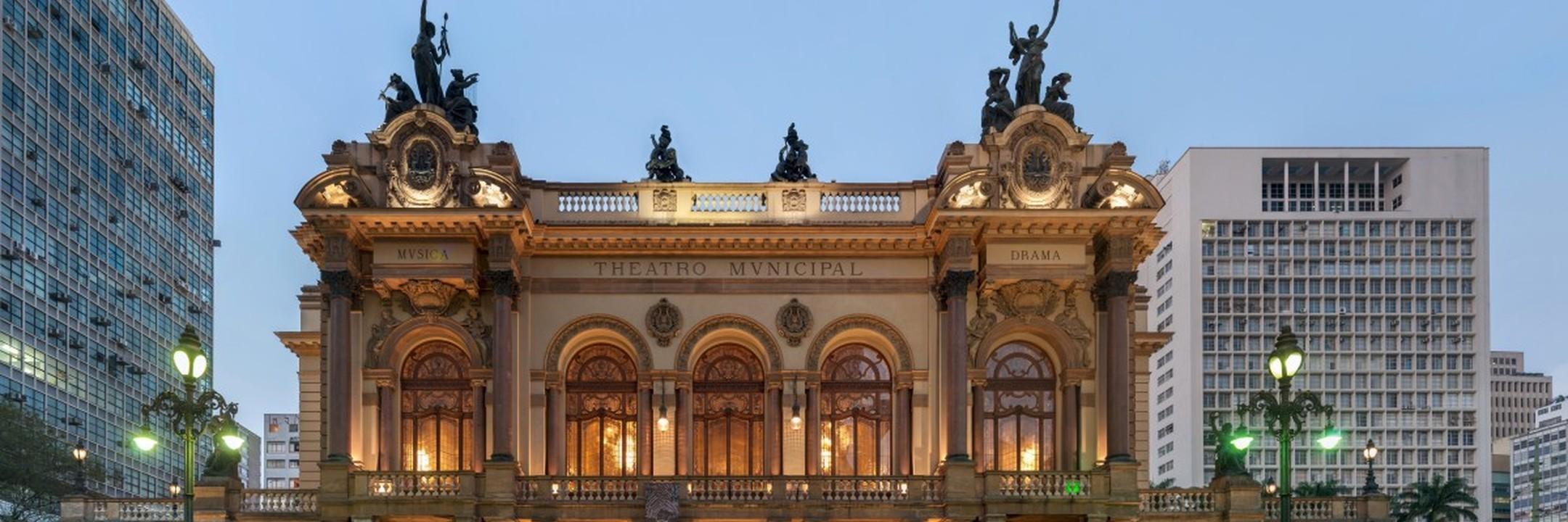 São Paulo, o centro cultural do Brasil