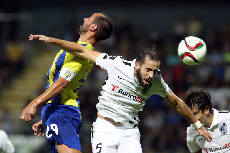 Luís Rocha vai jogar na Grécia