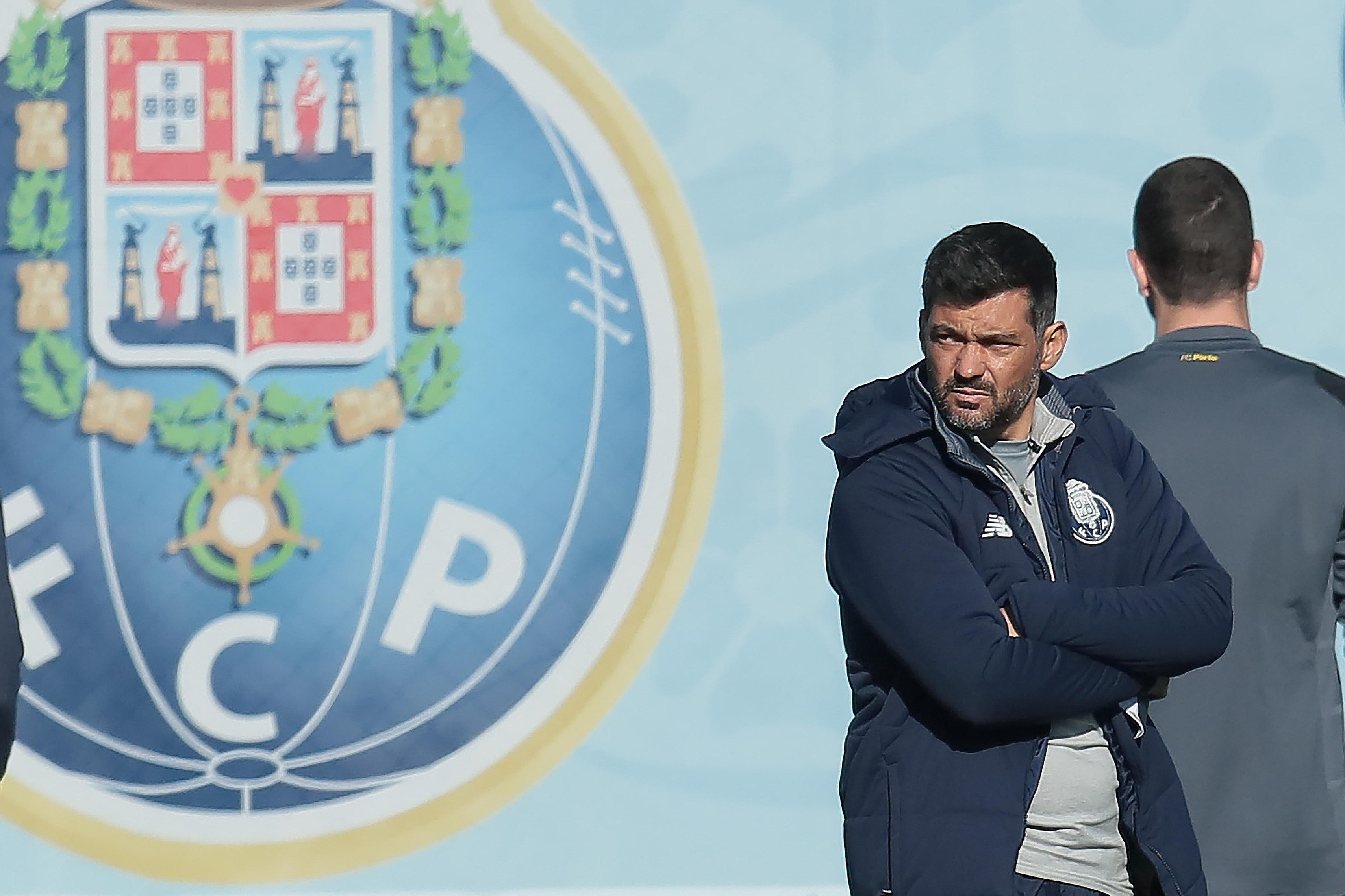 FC Porto arranca preparação para o Tondela sem Danilo