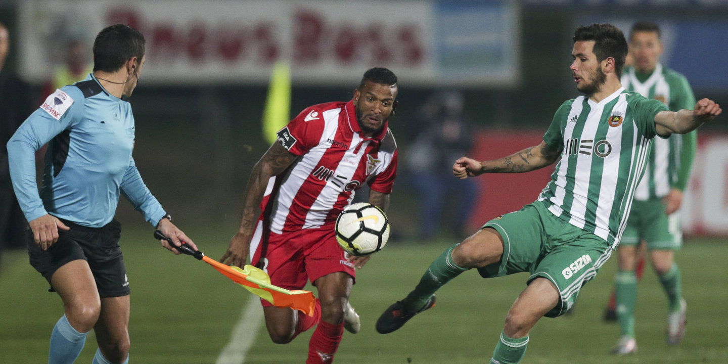 Rio Ave e Desportivo das Aves empatam a zero na abertura da jornada da I Liga