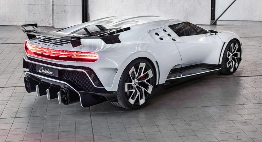 Nova 'bomba' da Bugatti custa oito milhões de euros, mas já está esgotada