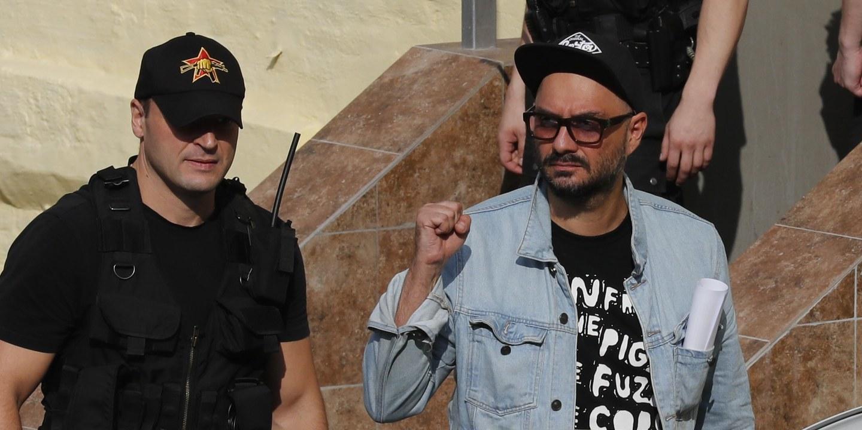 Começou o julgamento do cineasta Kirill Serebrennikov na Rússia
