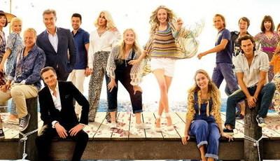 """""""Mamma Mia!"""" outra vez: canções dos ABBA estão de volta ao cinema"""