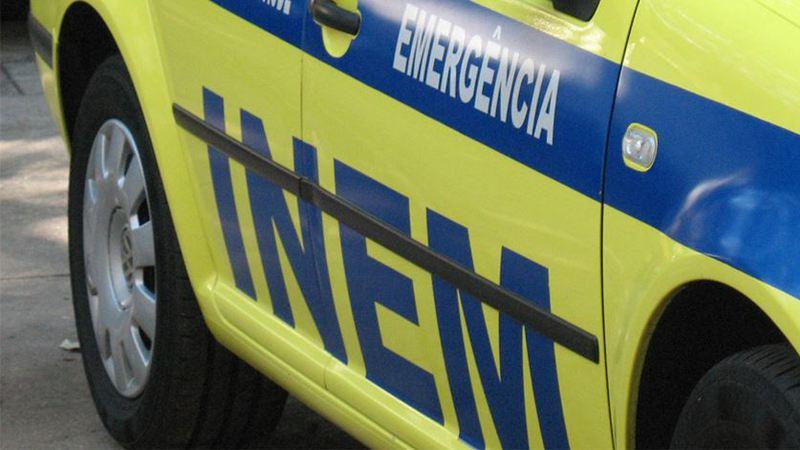 Um morto e um ferido em acidente rodoviário em Braga
