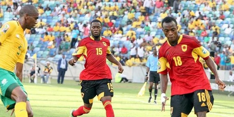 Futebol: Angola e África do Sul abrem 4 nações