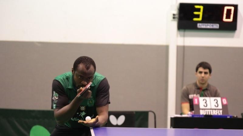 Sporting volta a perder com Borussia Düsseldorf na 'Champions' de ténis de mesa