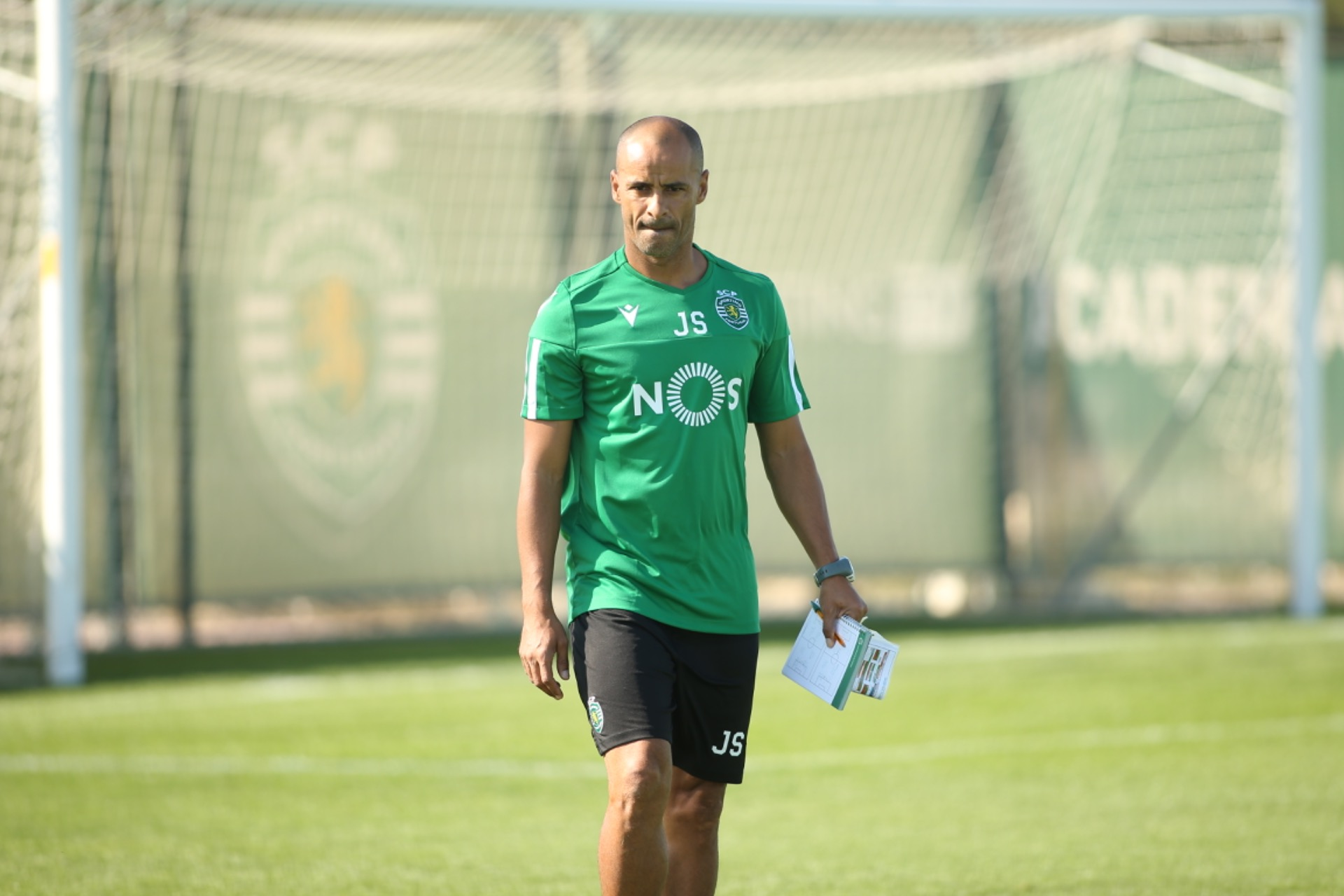 Internacionais sub-21 regressam ao trabalho no Sporting