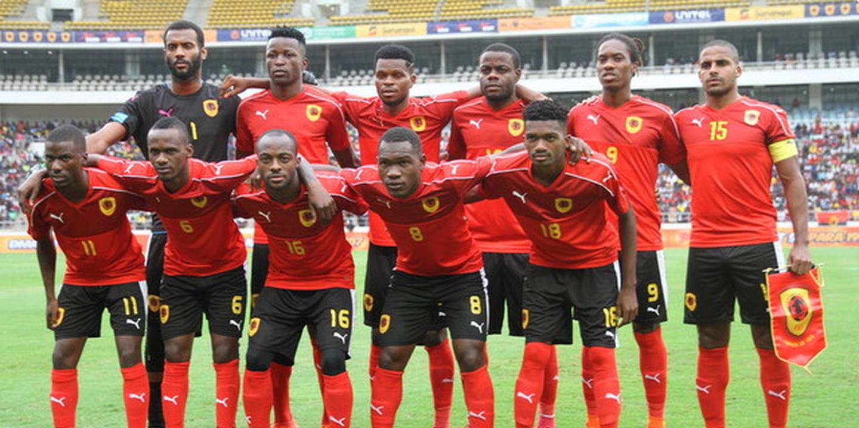Angola no grupo D do CHAN com Camarões e Burkina Faso