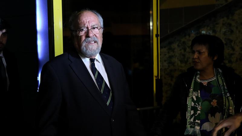 """Jaime Marta Soares nega ter falado com Bruno de Carvalho em comissão de gestão: """"Ele mente"""""""