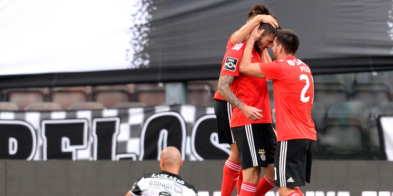 Segunda jornada da I Liga rendeu 30 golos. Estão todos aqui