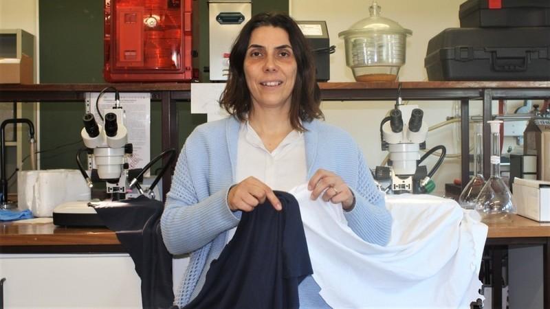 As roupas do futuro já são o presente. Universidade de Aveiro apresenta as fibras eletrónicas que vão revolucionar o mercado