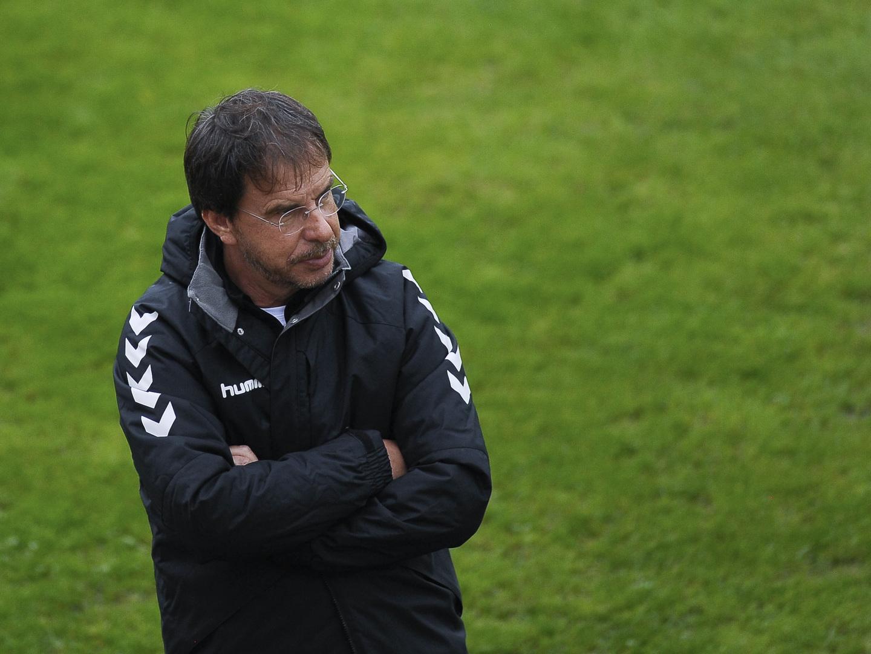 """Manuel Machado espera um jogo de """"equilíbrio"""" na receção ao Belenenses"""