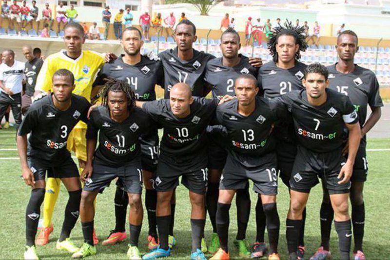 Académica do Porto Novo e Sporting da Praia empatam na 1.ª mão das meias-finais